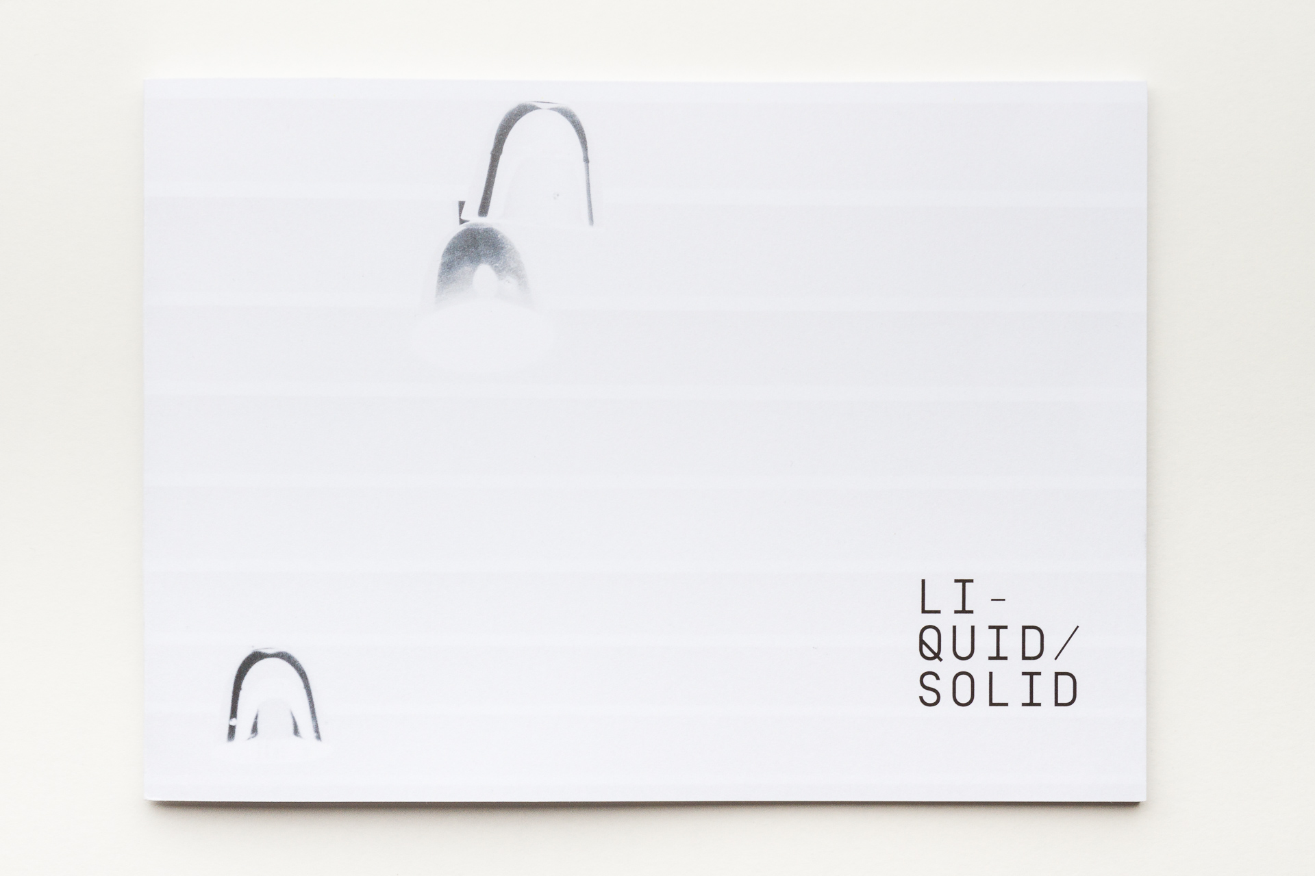LIQUID/SOLID Cover
